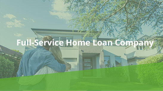 Full-Service Home Loan Company Power BI Client Story