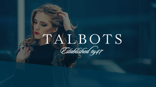 Client Story - Talbots