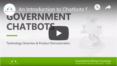 Government Chatbots Video