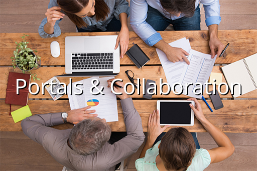 Portals & Collaboration