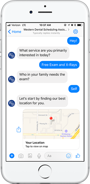 Valassis Healthcare Chatbot