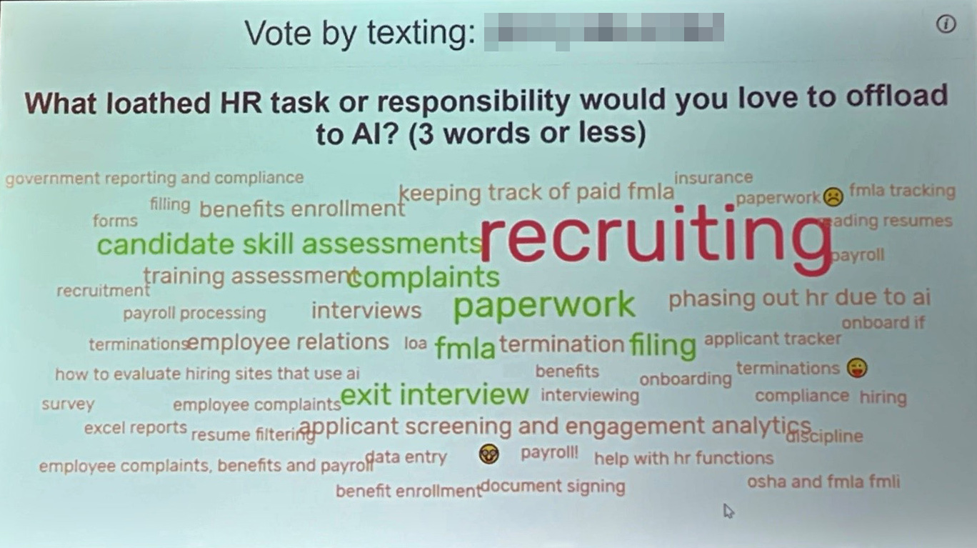HR, Human Resources, AI, Artificial Intelligence, AI for HR, recruiting