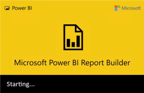Microsoft Power BI Report Builder